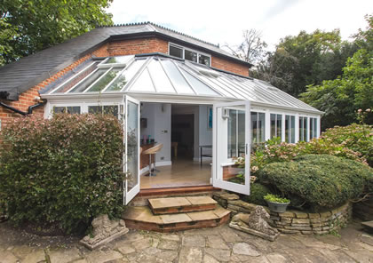 Conservatory Garden Room in Esher
