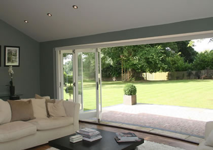 Folding Sliding Doors near Hatfield, Herts