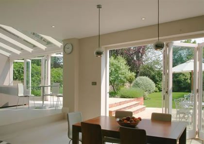 Kitchen Conservatory in Ealing, West London