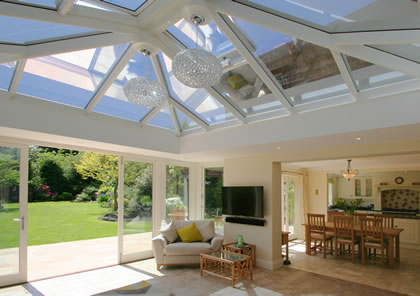Kitchen Orangery in Bucks