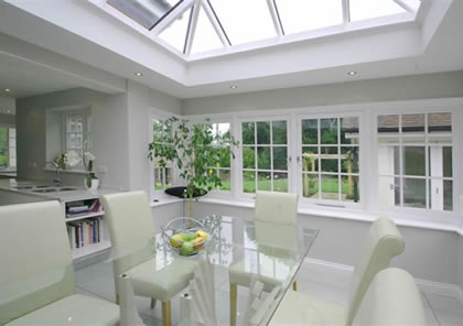 Orangery Dining Room in West Sussex