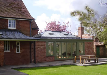 Traditional Orangery in Suffolk